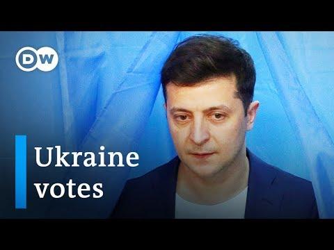 Ukraine election 2019: