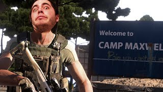 SUPER REALISTIC HUNGRY GAMES! (Arma 3 Battle Royale)