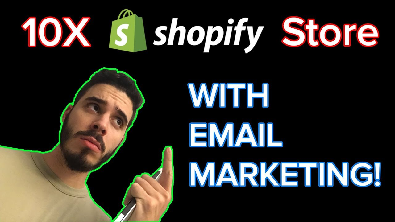Step By Step Shopify Email Marketing | Shopify Abandoned Cart