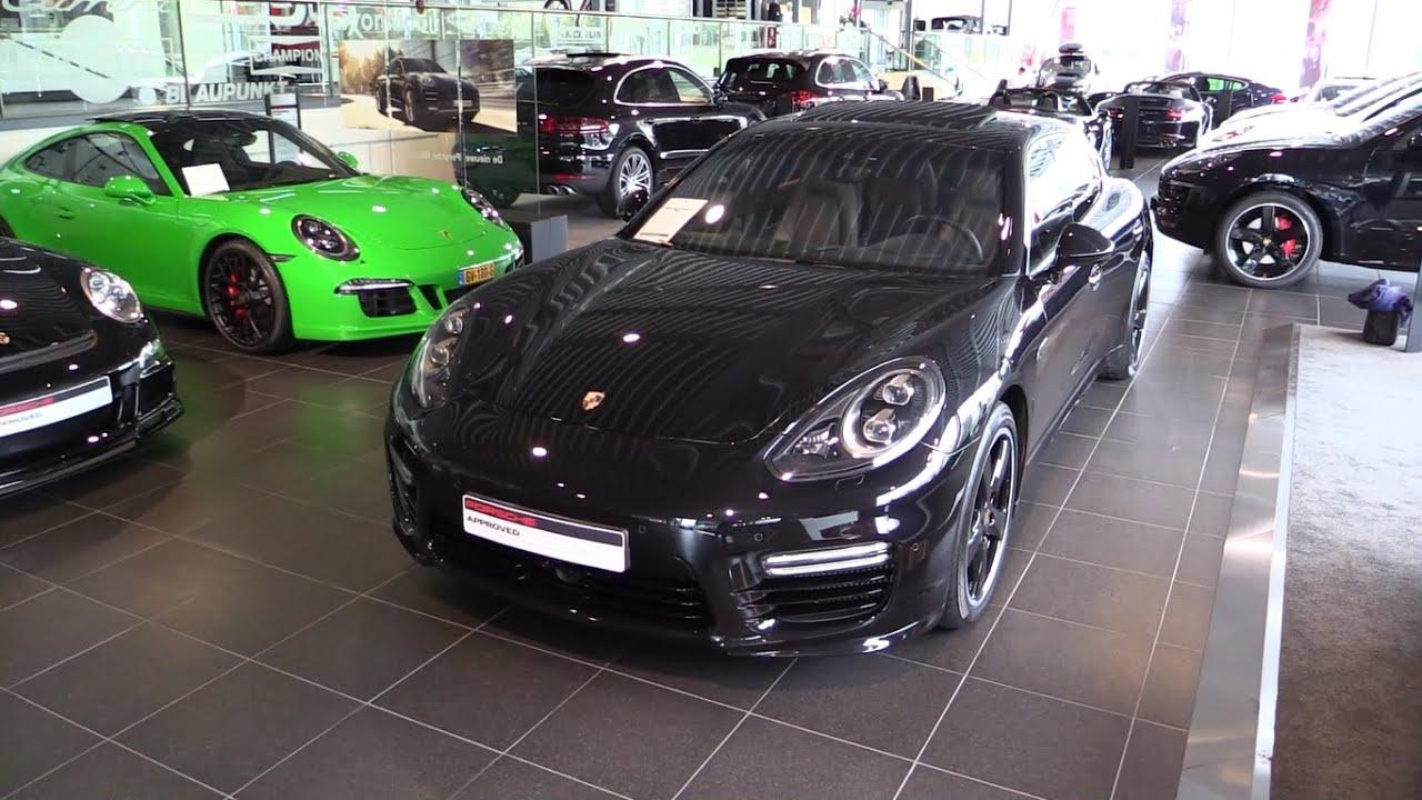 Porsche Panamera Exclusive Series 2016 In Depth Review Interior