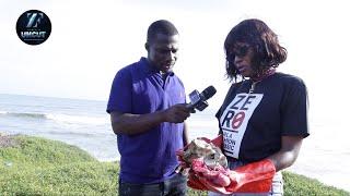 Borla Is Kiling Us In Ghana, Stop Using Plastic Objects - Singer Efya Cries