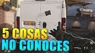 ✔ 5 CURIOSIDADES QUE NO CONOCES DE Modern Warfare - KaotiiKEsp