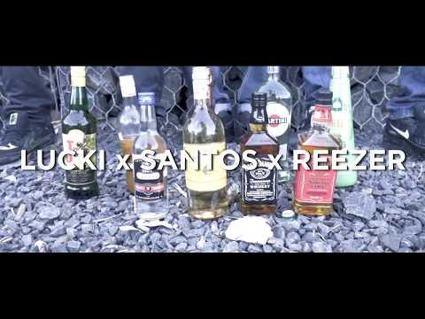 Lucki x Santos Tlk x Reezer - Rété Zen (Shot by Ruddy Beaugendre)