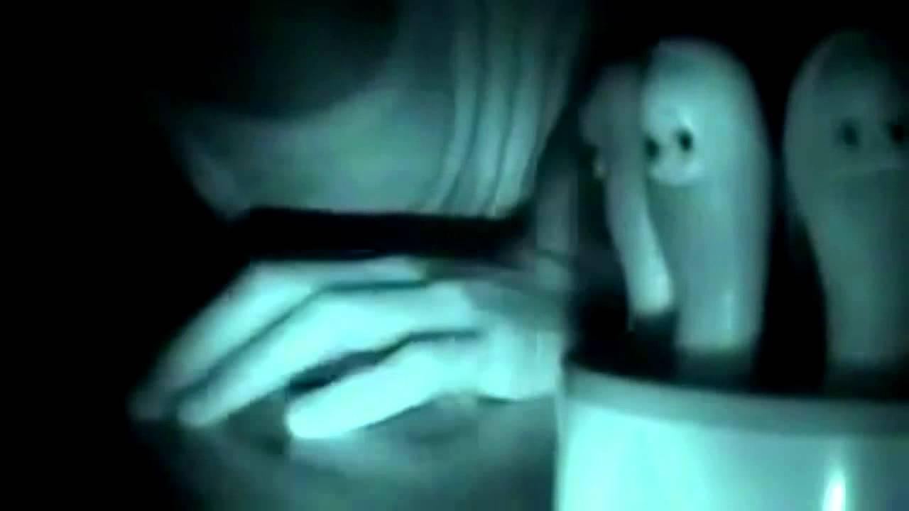 Scary Weird Japanese Tarako Ad Spot