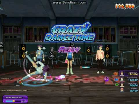 """Ayodance Crazy Dance 4 Epik High""""Can You Heart My Heart"""" Mabar :)"""