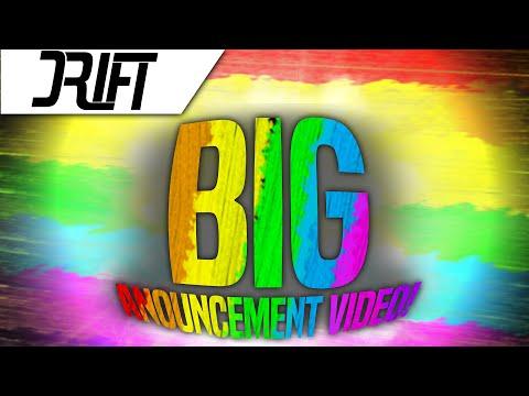 BIG ANNOUNCEMENT VIDEO