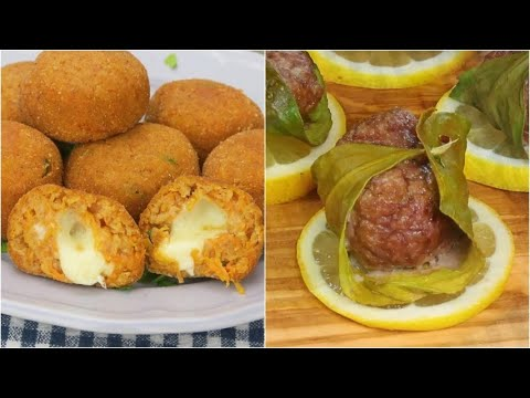Meatballs recipes for a tasty dinner