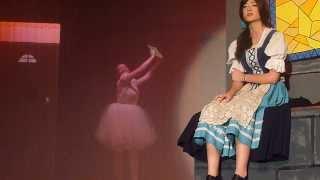 Dunbarton High School ~ Beauty & The Beast Musical November 2013 ~ Belle sings Home