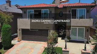 35092 Camino Capistrano, Dana Point, CA