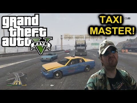 GTA V (PS4) The Taxi Master (BBT)