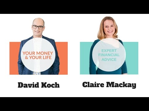 David Koch and Claire Mackay talk all things superannuation