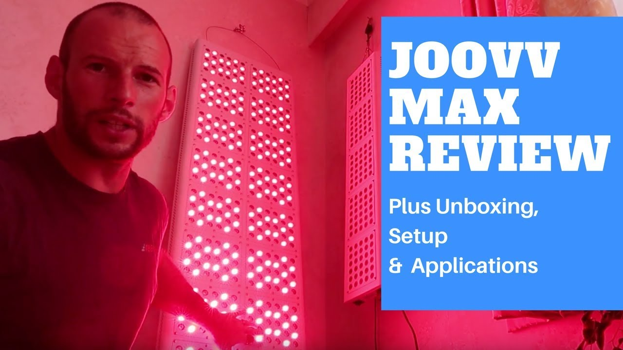 Joovv Review Powerful Results With The Red Light Therapy Device