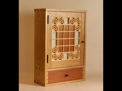 Valley Wall Cabinet Building Process - Ben Prowell