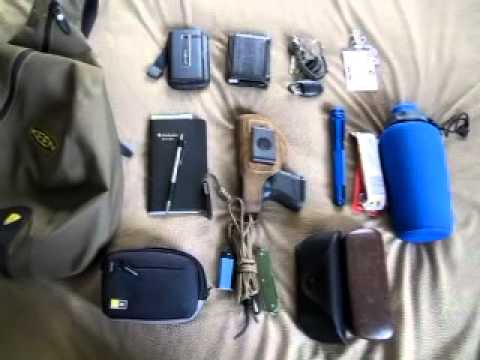 EDC Items as a Law Enforcment Officer / Off-Duty Gear