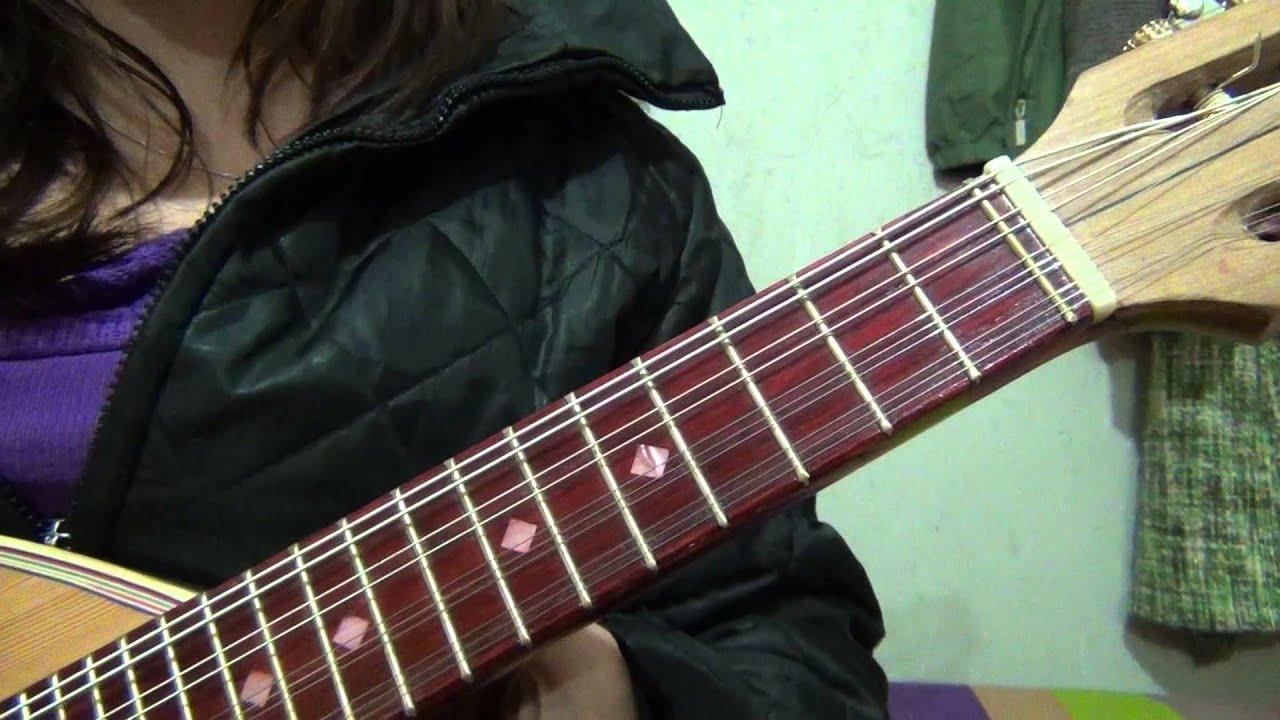 Tutorial 7  Las notas de la mandolina  YouTube