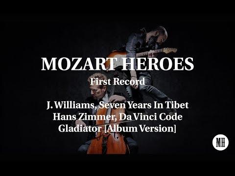 Zimmer - Williams (Seven Years/Da Vinci Code/Gladiator) : MOZART HEROES [Album Version] #mh5