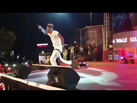 SHATTA WALE PERFORMS AT VGMA 2019 NOMINEES JAM