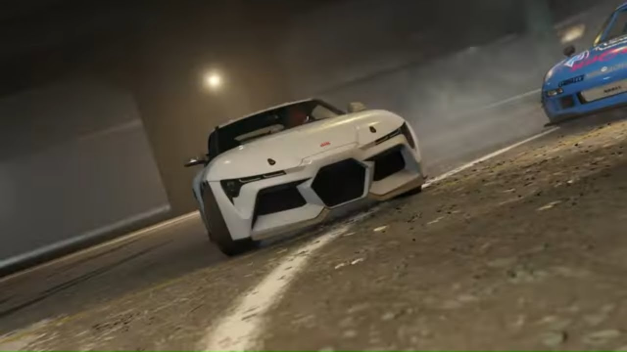 THE NEW LOS SANTOS TUNNER UPDATE!!