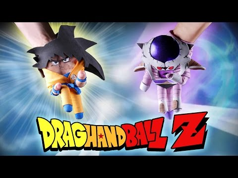 DragHAND Ball Z!