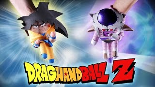 Repeat youtube video DragHAND Ball Z!
