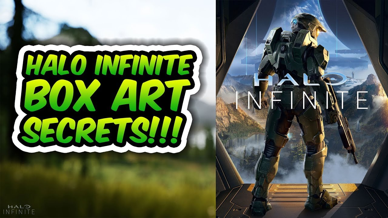 'Halo Infinite' Box Art All But Confirms Master Chief Is Getting A ...