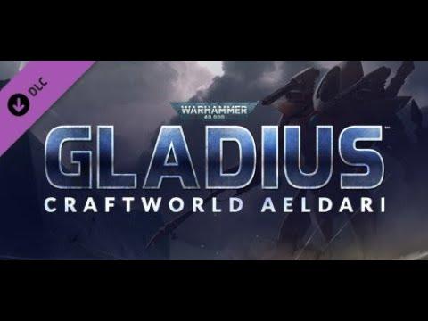 Warhammer 40,000: Gladius - Craftworld Aeldari (DLC) |
