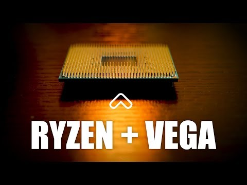 What to Expect From AMD's Raven Ridge APUs