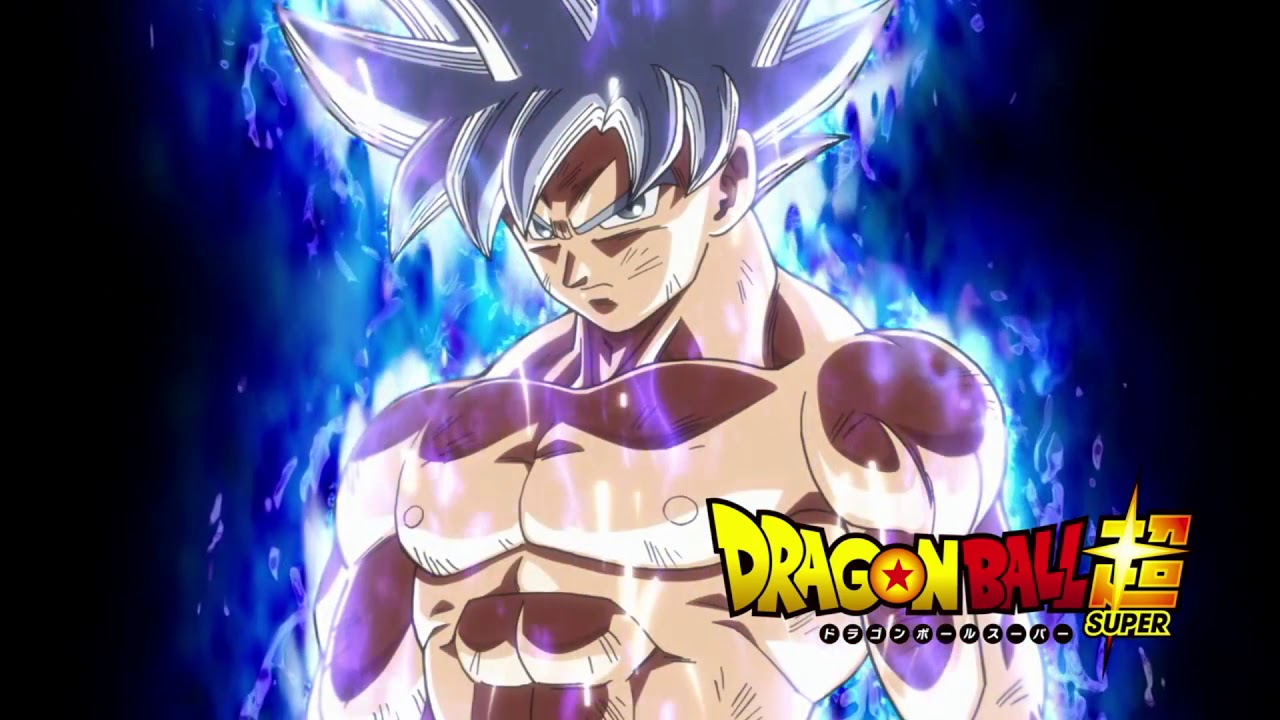 #13 Live wallpaper - Goku ultra instinct mastered (PC wallpaper) - YouTube