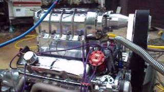 Mopar 500ci build