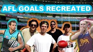 AFL GOAL RECREATION CHALLENGE