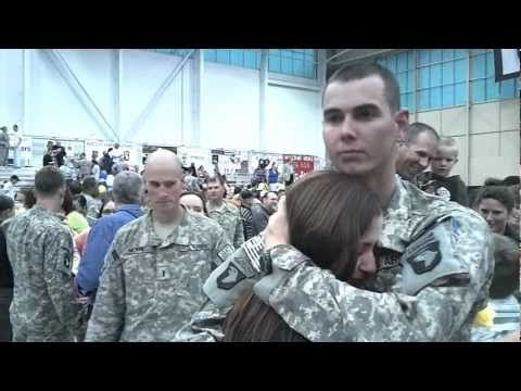 My Soldier's Homecoming from Afghanistan