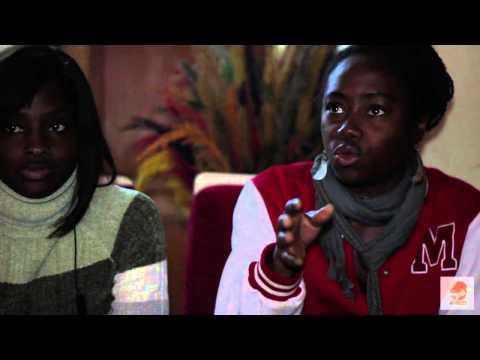 Interview de Aida Camara et Mariama Jassi de Danse Fé