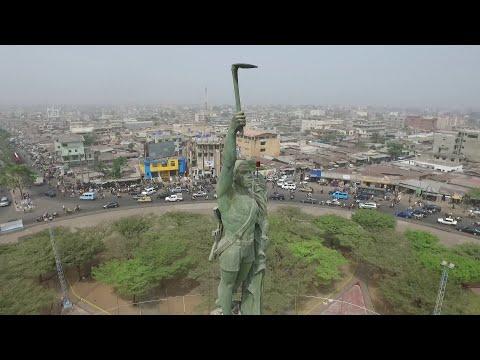 Air Coo : Cotonou vu du ciel