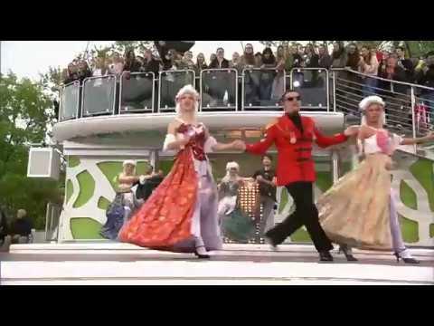 Falco - Das Musical im ZDF Fernsehgarten