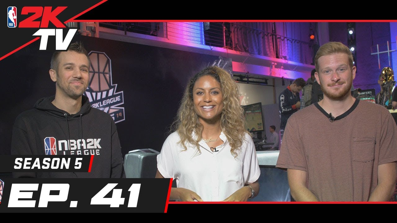 NBA 2K19: 2KTV Answers for Episode 41 (Free VC) | NBA 2KW | NBA 2K20