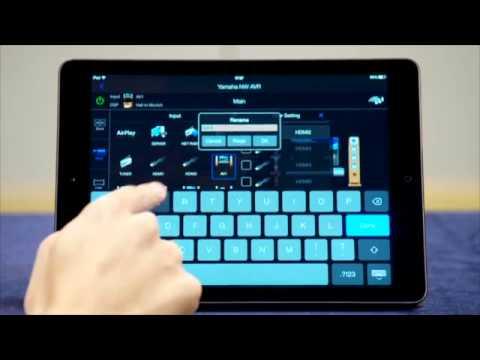 How To Connect Yamaha Av Controller App