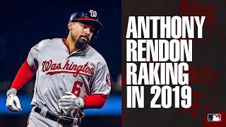 Anthony Rendon RAKING in 2019! | MLB Highlights