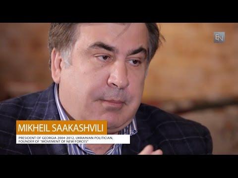 Eurasianet Interview with Saakashvili: On Trump & Putin