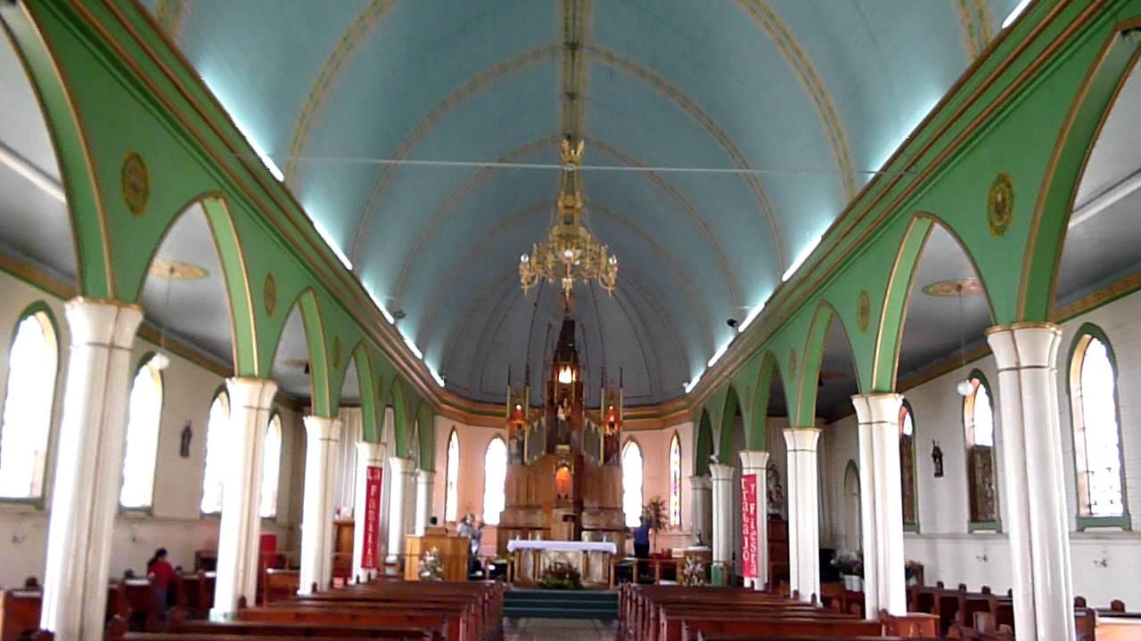 Resultado de imagen de Historia Iglesia de padua, san antonio, escazú