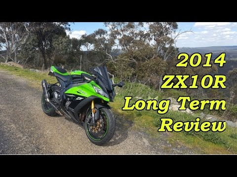 2014 ZX10R Long Term Review