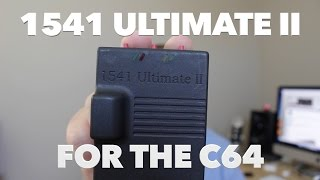1541 Ultimate II for the C64