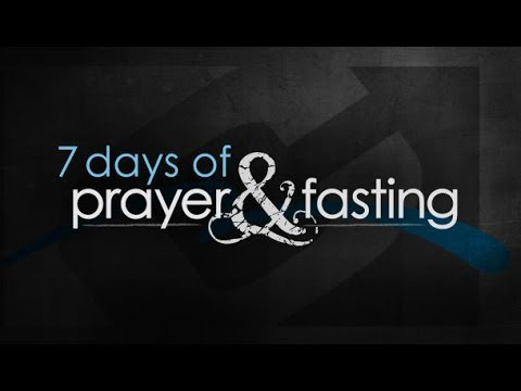 DAY 1: BREAKING OF GENERATIONAL CURSES : PRAYER & FASTING