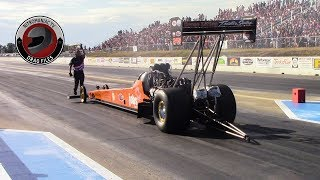 2015 IHRA Rocky Mountain Nationals Part 8: (Top Fuel Dragster Exhibition pass)