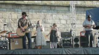The Decemberists- Rox in the Box - Newport Folk Festival 2009