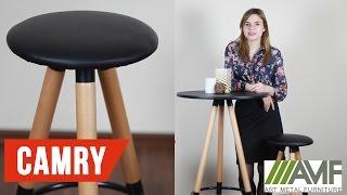 Комплект Стол  + Стул Camry. Стулья для кафе, баров и ресторанов(, 2016-05-18T16:47:14.000Z)