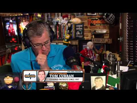 Tom Curran on the Dan Patrick Show (Full Interview) 5/7/15