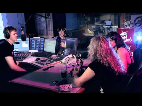 STEEL PANTHER: Tom & Alex Interview Michael Starr and Satchel!