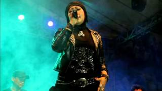 Gambar cover MEL SHANDY live - BIANGLALA  - Galuh On The Rock-
