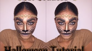 Cat Goddess Makeup Tutorial