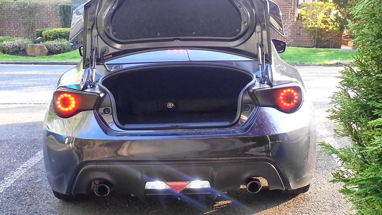 How To Remove Black Paint From Tail Lights